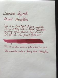 Diamine Syrah